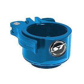 Shocktech Invert Mini Clamping Feed Neck - Blue