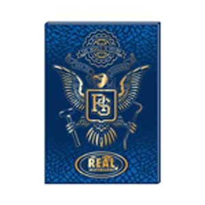 Real Passport Small - Sticker