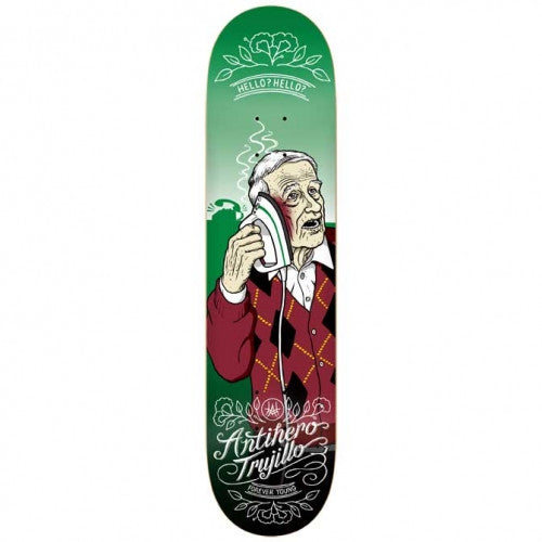 Anti-Hero Trujillo Forever Young - Green - 8.38 - Skateboard Deck