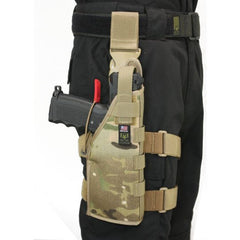 Full Clip Holster Thigh Rig - Right - Multicam