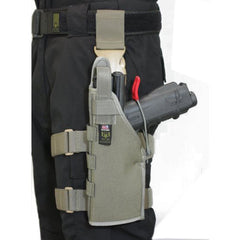 Full Clip Gen 2 Holster Thigh Rig - Left - Ranger
