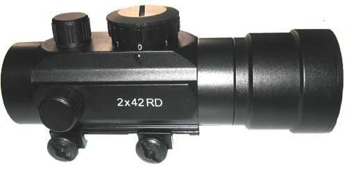 LETS Red Dot Scope 2x42