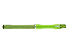 "Dye Glass Fiber 2 Piece Boomstick Barrel - Autococker Thread - 15"" Length - .688 Bore - Lime"