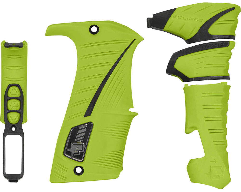 Planet Eclipse LV1/Geo 3.1/Geo 3.5/GSL Grip Kit - Lime Green