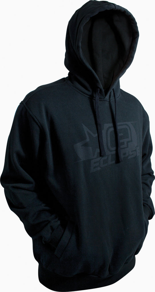 Planet Eclipse 2011 E-Logo Hooded Sweatshirt - Black