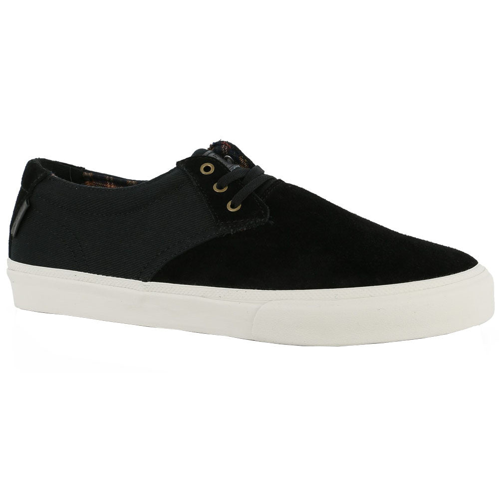 Lakai MJ - Black Suede - Men's Skateboard Shoes