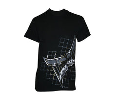 Tapout T-Shirt Cage Match - Black