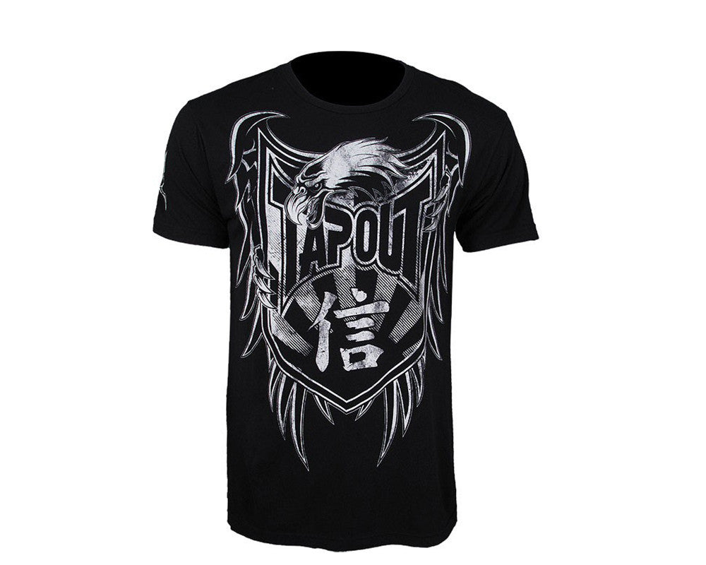 Tapout T-Shirt Jake Shields Believe - Black