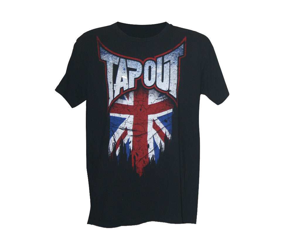 Tapout T-Shirt World Collection - United Kingdom