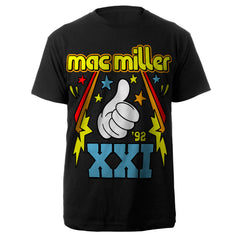 Mac Miller Band XXI - Black - Band T-Shirt