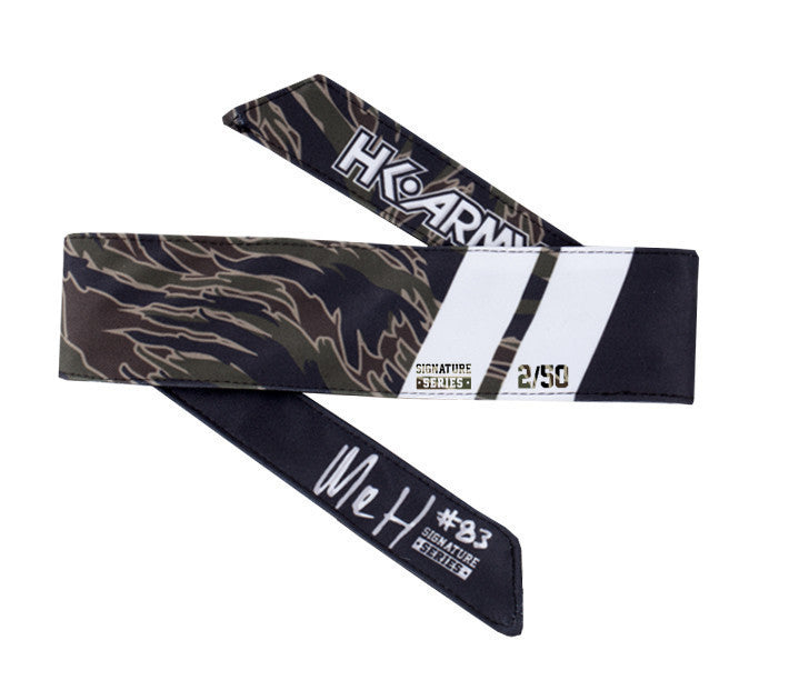 HK Army Headband - Mr. H Tiger Camo