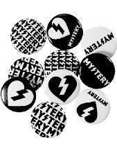 Mystery Button Multi Pack - Assorted - Apparel Accessories
