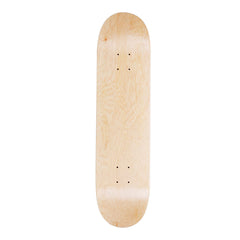 Action Village - Blank Natural - 7.625 - Skateboard Deck