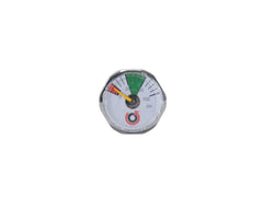 Odyssey Paintball 600 PSI Gauge - Chrome