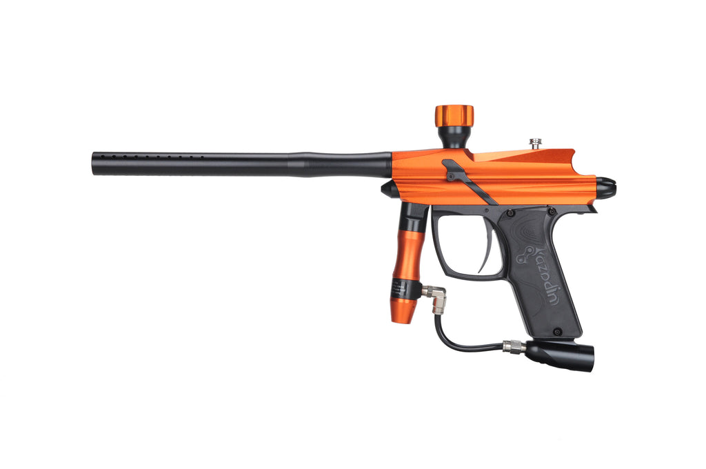 Azodin 2011 Blitz Paintball Gun - Matte Orange/Black