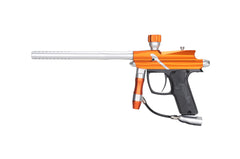 Azodin 2011 Blitz Paintball Gun - Matte Orange/Silver