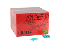 Valken Fate Paintball Case 2000 Rounds - Teal Fill