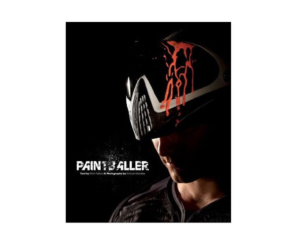 Paintballer - The Paintball Book