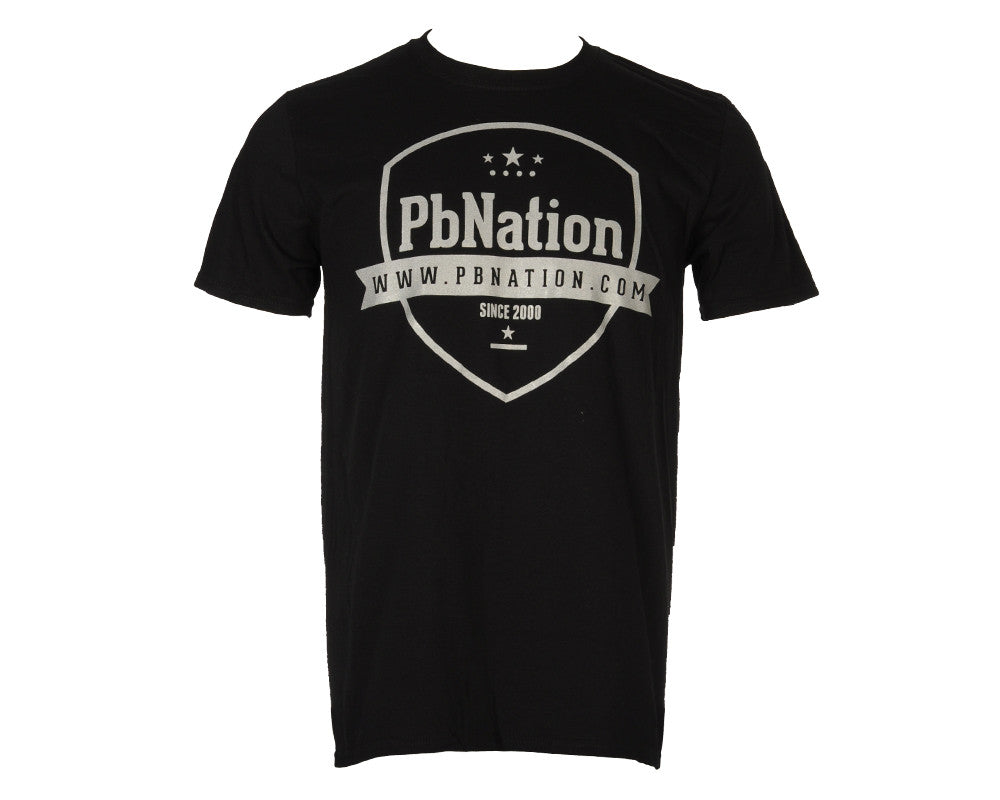 PB Nation Protect T-Shirt - Black
