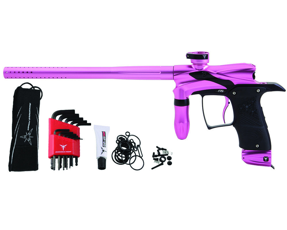 Dangerous Power G5 Paintball Gun - Pink