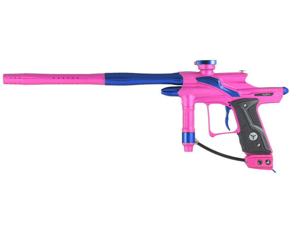 Dangerous Power Fusion FX Paintball Gun - Pink/Blue