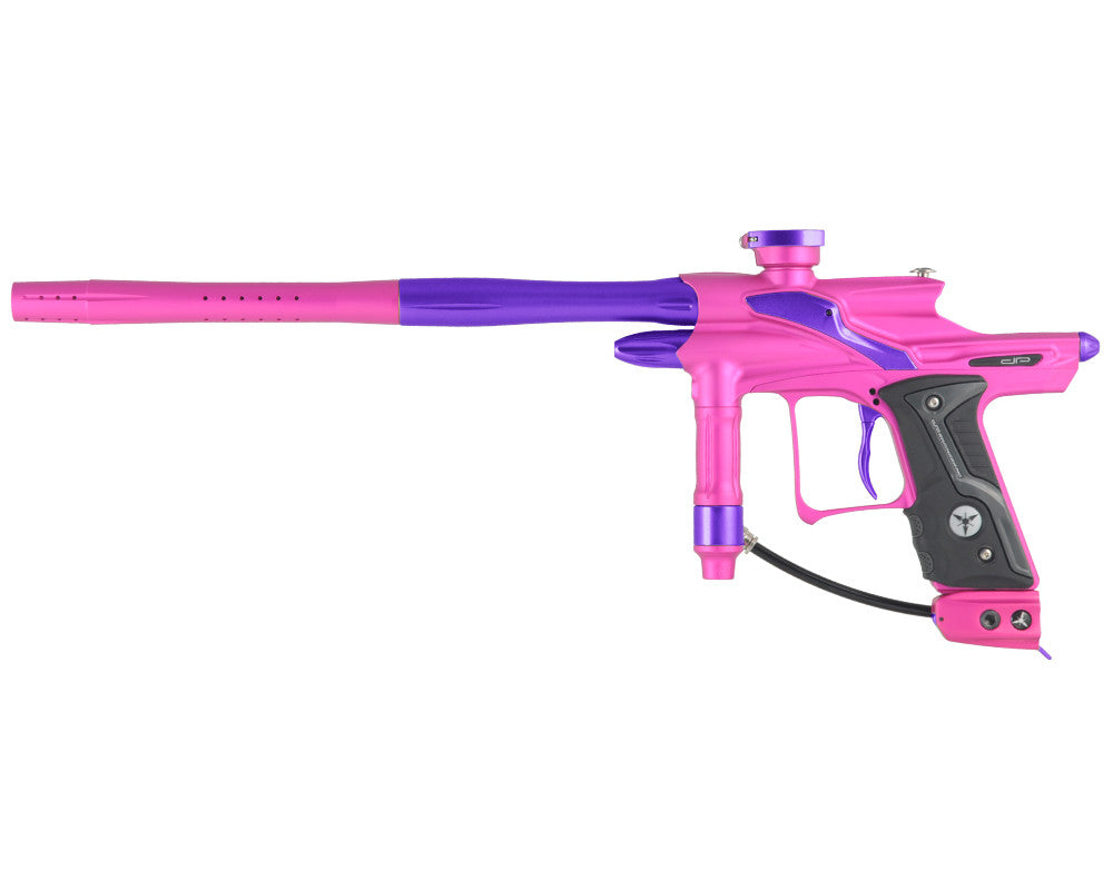 Dangerous Power Fusion FX Paintball Gun - Pink/Purple