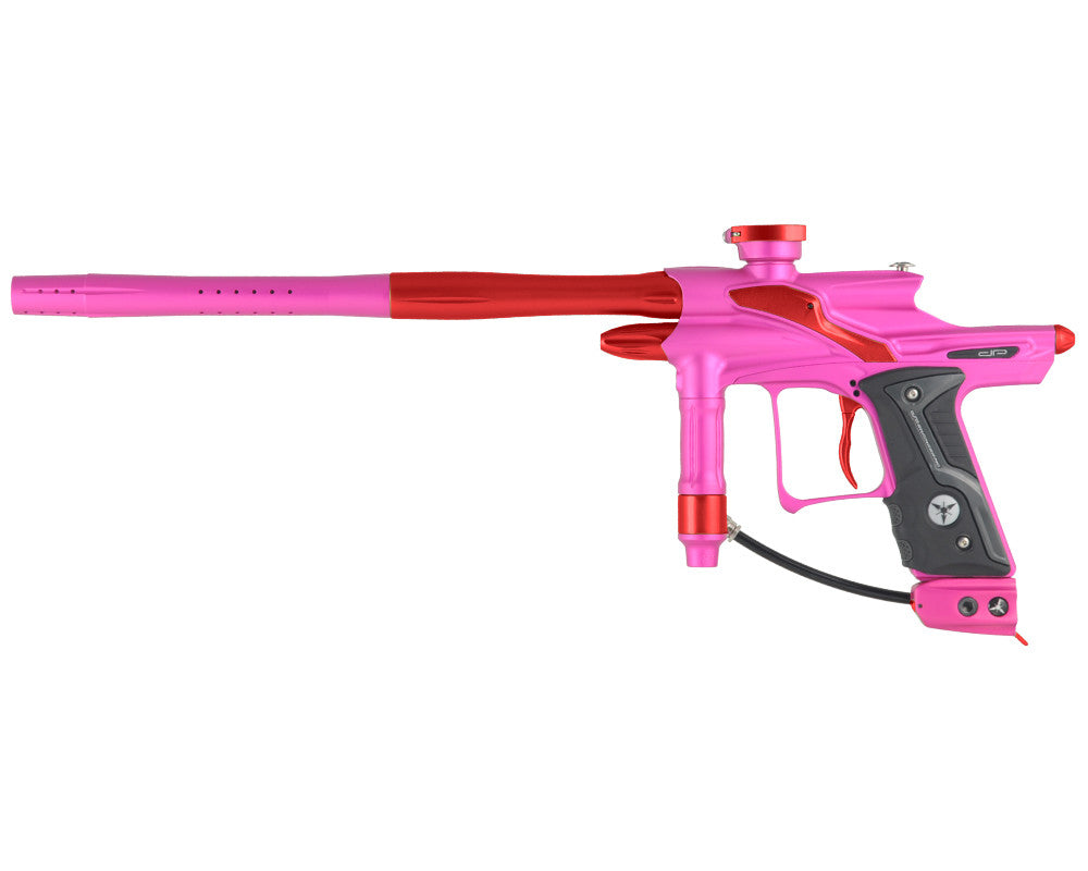 Dangerous Power Fusion FX Paintball Gun - Pink/Red