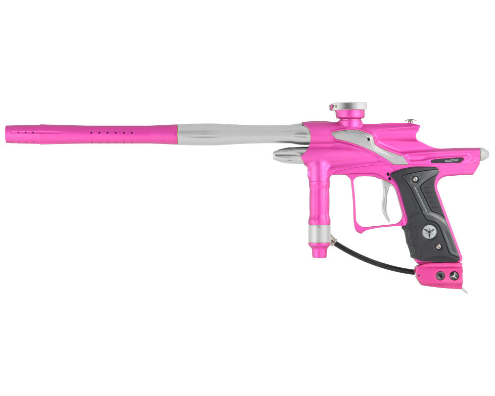 Dangerous Power Fusion FX Paintball Gun - Pink/Silver