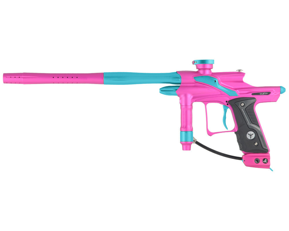 Dangerous Power Fusion FX Paintball Gun - Pink/Teal