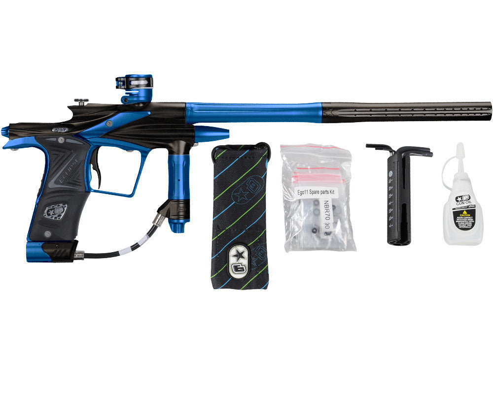 Planet Eclipse 2011 Ego Paintball Gun - Black/Cobalt