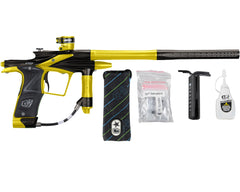 Planet Eclipse 2011 Ego Paintball Gun - Black/Dust Yellow