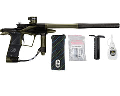 Planet Eclipse 2011 Ego Paintball Gun - Black/Olive