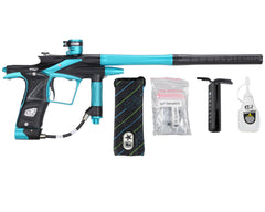 Planet Eclipse 2011 Ego Paintball Gun - Black/Dust Teal