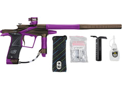 Planet Eclipse 2011 Ego Paintball Gun - Brown/Electric Purple