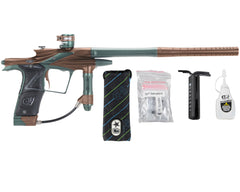 Planet Eclipse 2011 Ego Paintball Gun - Brown/Forest Green