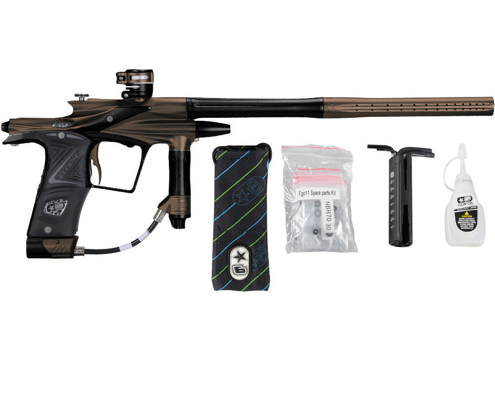 Planet Eclipse 2011 Ego Paintball Gun - Brown/Black