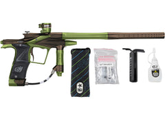 Planet Eclipse 2011 Ego Paintball Gun - Brown/Olive