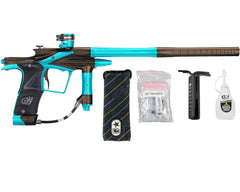 Planet Eclipse 2011 Ego Paintball Gun - Brown/Dust Teal
