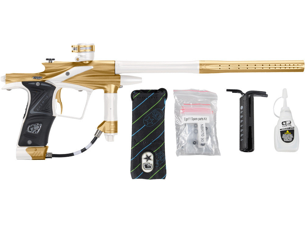 Planet Eclipse 2011 Ego Paintball Gun - Gold/Storm Trooper