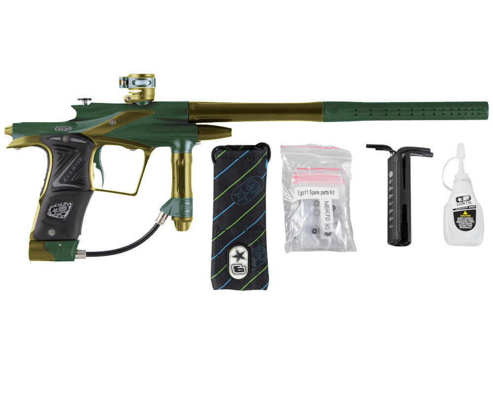 Planet Eclipse 2011 Ego Paintball Gun - Green/Olive