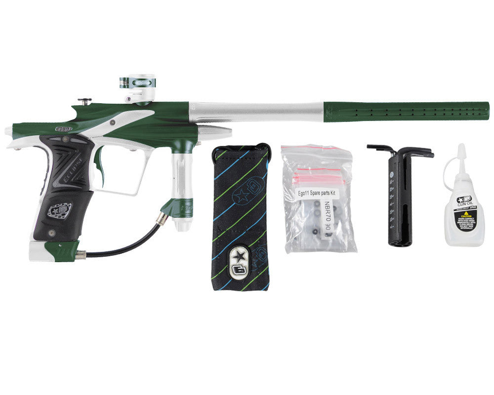 Planet Eclipse 2011 Ego Paintball Gun - Green/Storm Trooper