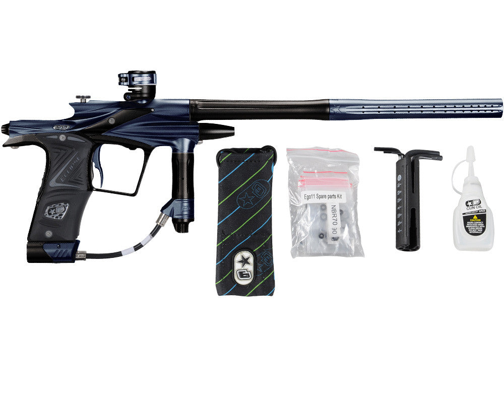 Planet Eclipse 2011 Ego Paintball Gun - Navy Blue/Black