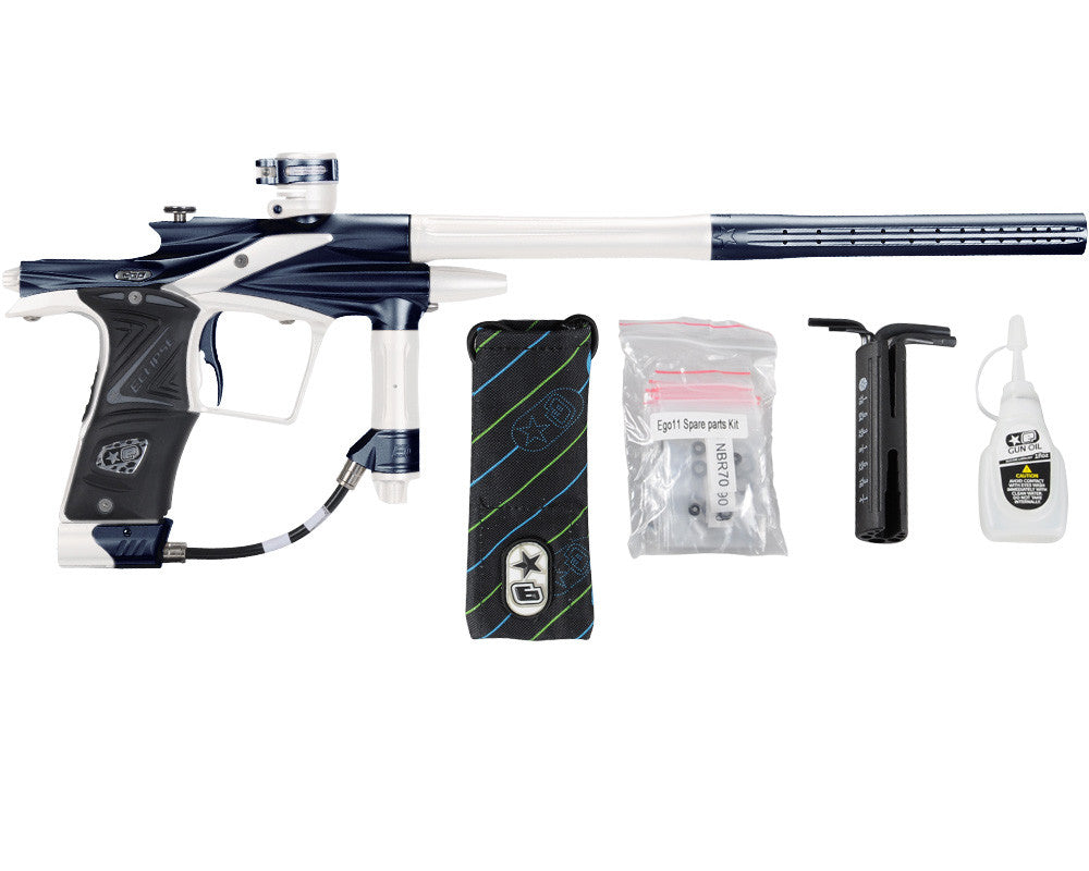 Planet Eclipse 2011 Ego Paintball Gun - Navy Blue/Storm Trooper