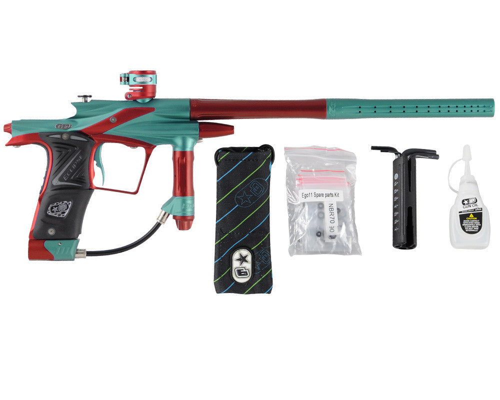 Planet Eclipse 2011 Ego Paintball Gun - Ocean/Dark Lava