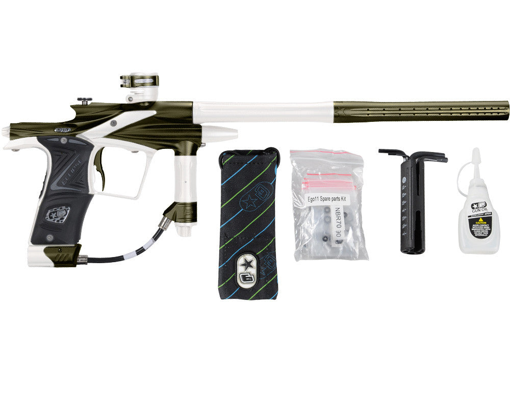 Planet Eclipse 2011 Ego Paintball Gun - Olive/Storm Trooper