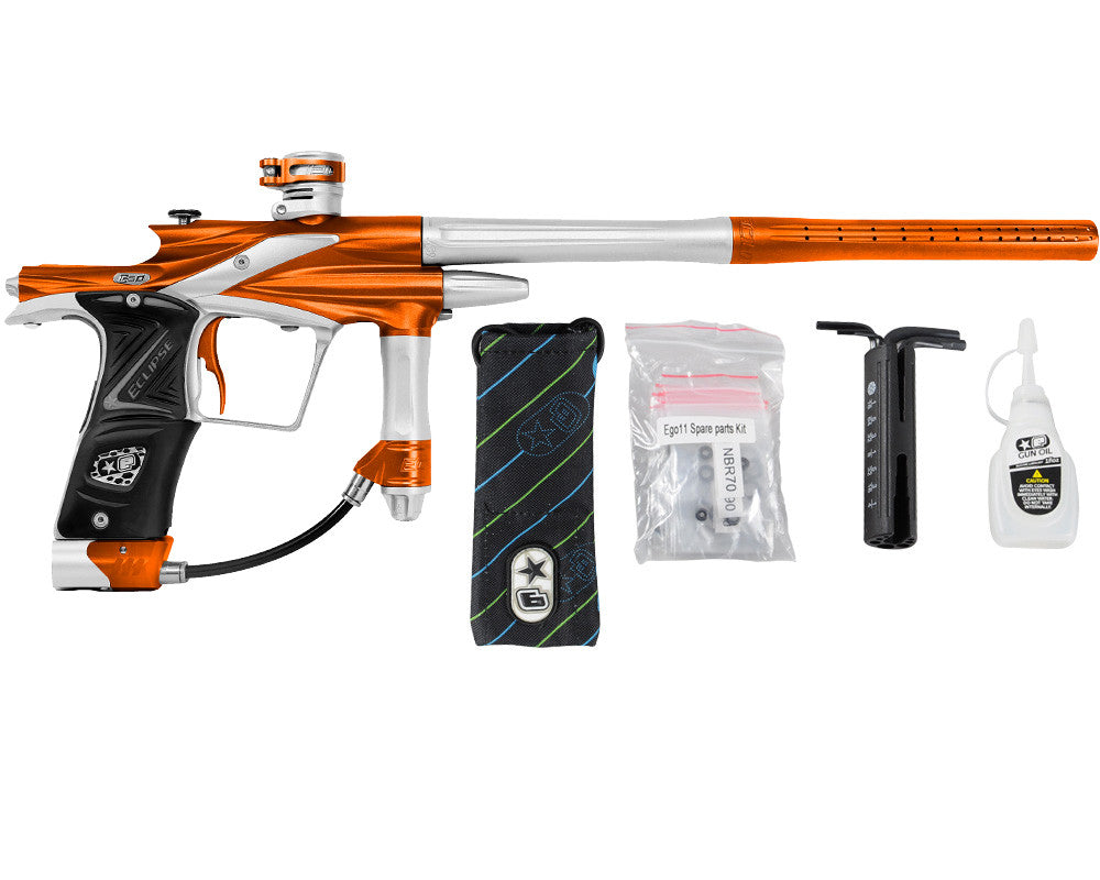 Planet Eclipse 2011 Ego Paintball Gun - Orange/Storm Trooper