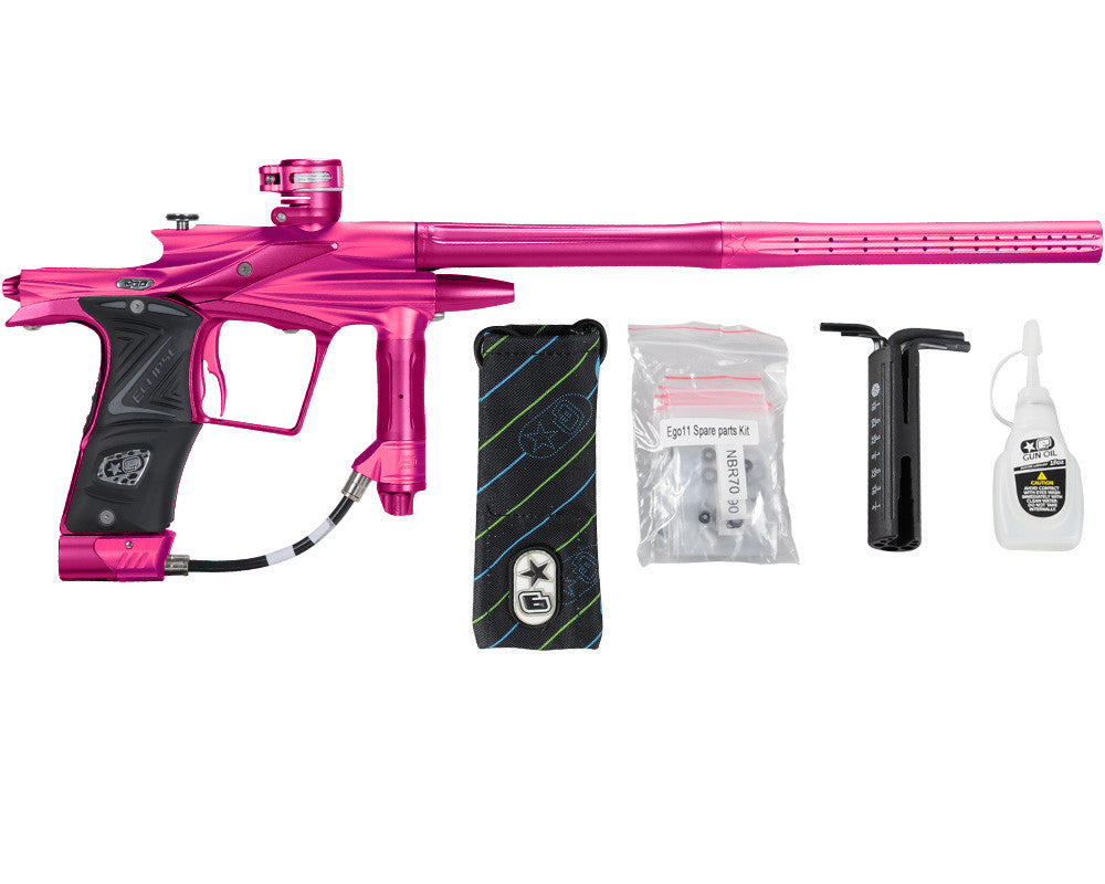 Planet Eclipse 2011 Ego Paintball Gun - Pink/Dust Pink