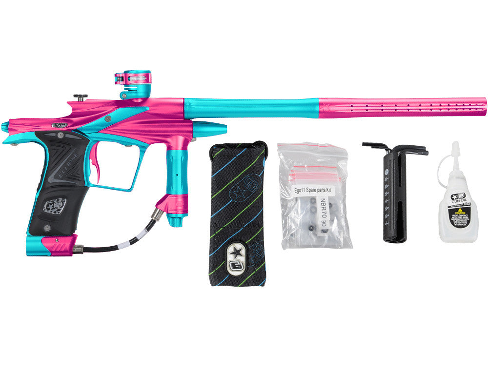 Planet Eclipse 2011 Ego Paintball Gun - Pink/Dust Teal