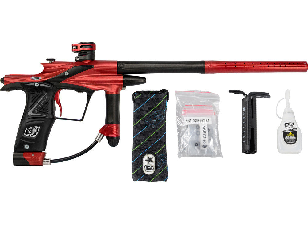 Planet Eclipse 2011 Ego Paintball Gun - Red/Black