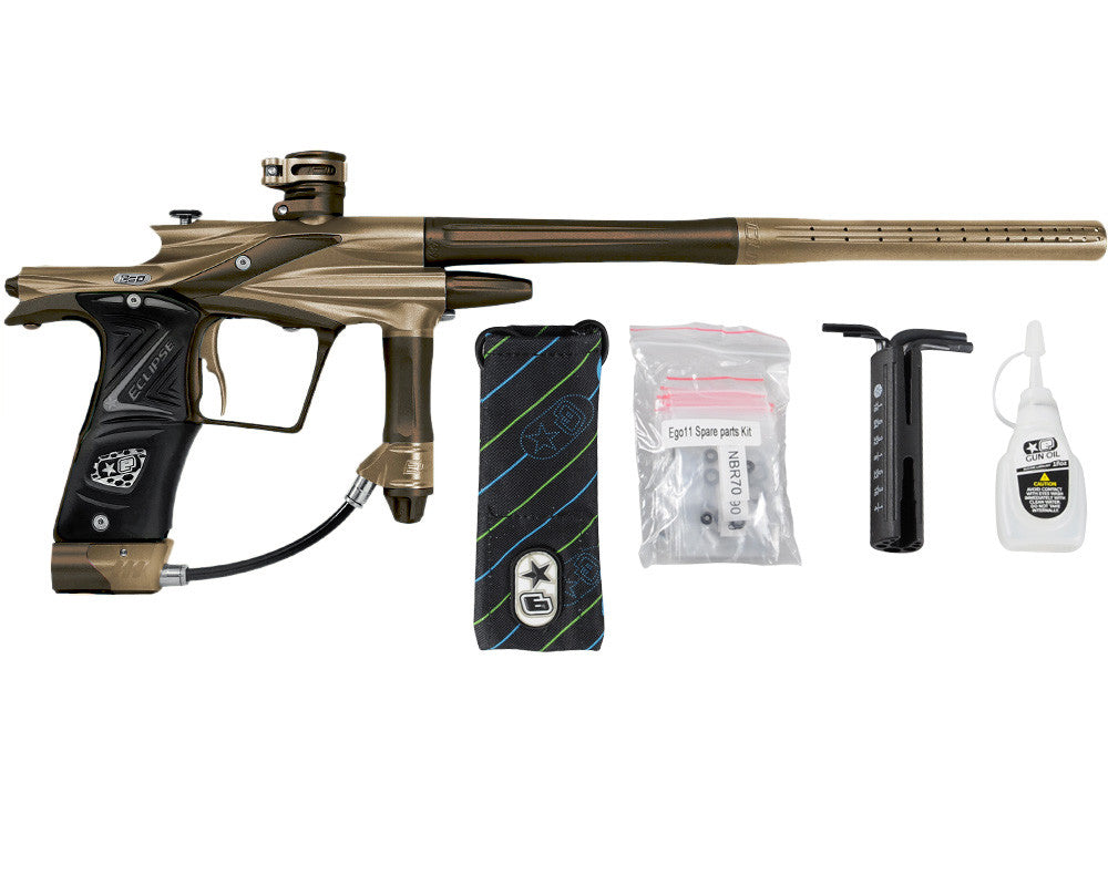 Planet Eclipse 2011 Ego Paintball Gun - Tan/Brown